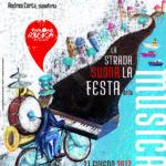 #Trapani. All'aeroporto la Festa della Musica 2017
