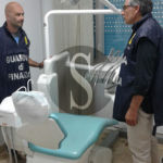 #Cronaca. Scoperti due falsi dentisti a Capo d'Orando, sequestrato l'ambulatorio