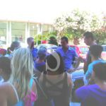 #Milazzo. Sfrattata famiglia di abusivi, protesta di Forza Italia davanti al Comune