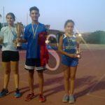 #Sport. Ottimi risultati degli atleti pattesi alla finale del Trofeo Fobert