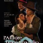 """#Arte&Cultura. """"L'amore innominato"""" di Studio Danza in scena al Vittorio Emanuele di Messina"""