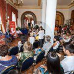 #Taormina. Ultimo giorno del Festival Internazionale del libro Taobuk
