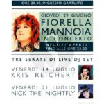 #Agira. Sicilia Outlet Village, sul palco Fiorella Mannoia