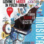 #Messina. Il 21 giugno la Festa Europea della Musica