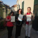 #Barcellona.  Concluso con successo il corso di micologia organizzato dall'associazione Aops