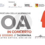 #Taormina. S'inaugura la VII edizione del Taormina International Book Festival