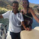 #Cronaca. Vacanze alle Isole Eolie per Alena Seredova e i figli