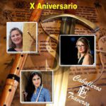#Musica. La flautista milazzese Daria Grillo in Spagna con l'ensemble Caballeros del Traverso
