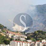 #Cronaca. Messina devastata dagli incendi: i Vigili del Fuoco al lavoro senza sosta