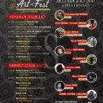 #Cultura. Naso, il 21 e il 22 luglio il Naso Art Fest
