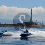 #Cronaca. Gli acquascooter della Polizia al lavoro per la sicurezza delle coste