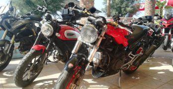 #Moto. Evento Ducati a San Saba, tanti i centauri dalla Sicilia e dalla Calabria