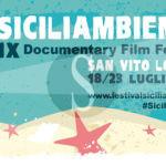 #Cinema. Al via la IX edizione di SiciliAmbiente Documentary Film Festival