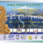 #Cinema. Giardini Naxos, si inaugura il Festival del Film per Ragazzi
