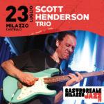 #Jazz. Scott Henderson apre il CastrorealeMilazzo Jazz Festival