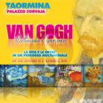 #Arte. Taormina, a Palazzo Corvaja La Notte Stellata di Van Gogh