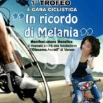"""#Sport. Il 9 agosto il memorial ciclistico """"In ricordo di Melania"""" a Barcellona Pozzo di Gotto"""