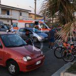 #Cronaca. Incidente tra scooter e motoape a Barcellona Pozzo di Gotto, traffico in tilt