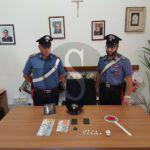 #Cronaca. Cocaina e hashish a Lipari, 59enne in galera nell'ex OPG di Barcellona Pozzo di Gotto