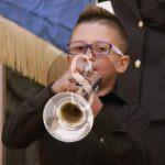 #Jazz. Castelbuono, il Premio Tamburini al trombettista dodicenne Gaetano Castiglia