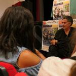#Cinema. Cinemadamare, Gitai incontra ad Erice i giovani filmakers