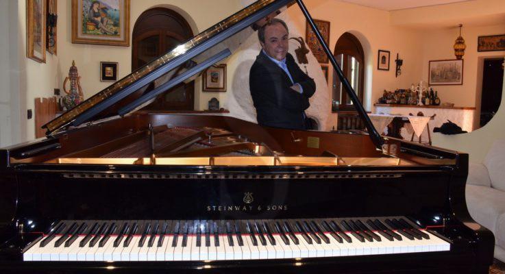 #Musica. Suggestioni al chiaro di luna con Mario Galeani