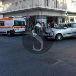 #Cronaca. Incidente tra due auto a Milazzo, ferita una donna
