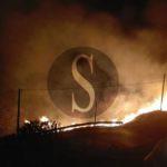 #Cronaca. Roghi a Messina e sulla costa jonica, il fuoco minaccia alcune abitazioni