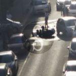 #Cronaca. Incidente a Milazzo: scooter si schianta su un'auto, ferita una donna