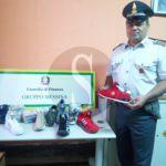 #Cronaca. Vendevano Cd e scarpe contraffatte durante la Vara, sequestro della Guardia di Finanza