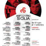 #Cultura. Anfiteatro Sicilia, calendario degli spettacoli in programma nella prima settimana di agosto