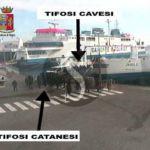 #Cronaca. Scontri rada San Francesco, 14 DASPO per i tifosi del Catania