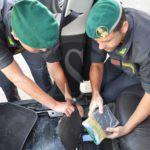 #Cronaca. Controlli antidroga durante un concerto a San Cataldo, sequestrata della droga