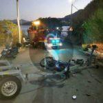 #Cronaca. Si stacca il carrello da un'automobile, ferito giovane a Lipari