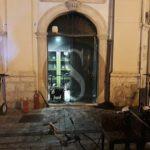 #Cronaca. In fiamme negozio in via Medici a Milazzo