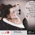 """Teatro. """"Le Memorie del Punto G"""" in scena al Teatro dei 3 Mestieri di Messina"""
