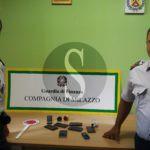 #Cronaca. Venditore ambulante arrestato per spaccio a Milazzo