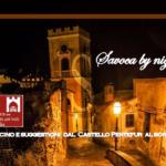 #Turismo. Savoca by night, fascino e suggestioni dal Castello Pentefur al Borgo