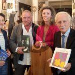 Arte. Il gruppo Peggy Guggenheim ospite della Fondazione Fiumara d'Arte a Castel di Tusa