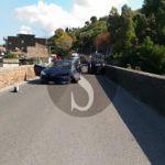 Cronaca. Violento incidente sulla SS 113 tra una Renault Mégane e una Suzuki Swift