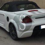 Cronaca. Trasforma una Toyota in Ferrari, denunciato 52enne a Scicli