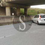 Cronaca. Grosso incidente a Milazzo: 4 auto coinvolte, ferita una donna