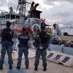Cronaca. Sbarcati a Messina e trasportati al Centro di Primo Soccorso 619 migranti