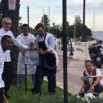 Ambiente. Degrado a Messina, lo chef Caliri adotta aiuola della Passeggiata a Mare