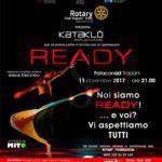 """Spettacolo. La compagnia teatrale Kataklò presenterà """"Ready"""" in una conferenza stampa a Trapani"""