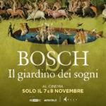 """Cinema. Alla Multisala Apollo continua la grande arte con """"Bosch. Il Giardino dei sogni"""""""
