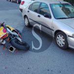 Cronaca. Incidente a Barcellona, ferito motociclista 17enne
