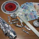 Cronaca. Spaccio di droga nel Messinese: due arresti, denunciato un minorenne