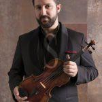 Musica. Davide Alogna & l'orchestra da camera Sinfonietta Messina