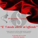 """Attualità. Trapani, """"E 'l modo ancor m'offende"""" giovedì nella chiesa di Sant'Agostino"""